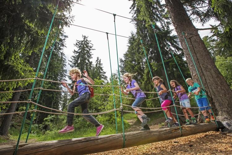 Abenteuerspielplatz Zauberwald - © www.sebastianmagnani.com