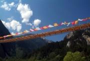 Bhutanbrücke und Illgraben - © Marie-Thé Roux