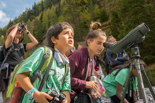 Excursions guidées au Parc National Suisse