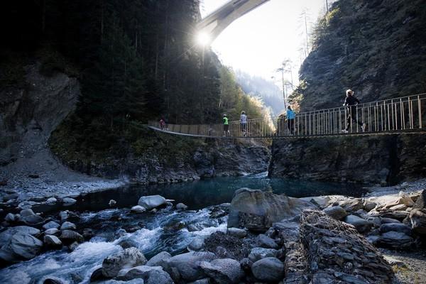 Trailrunning Transviamala