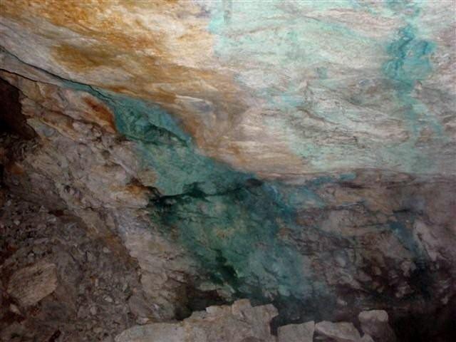 Bergbau-Wanderung