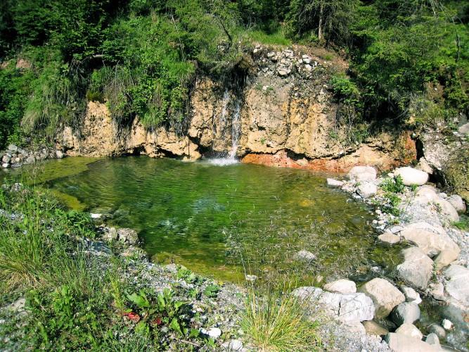 Schwarzbach Quellen