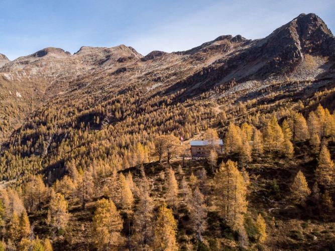 Buffalora Hütte - © Palorma GmbH