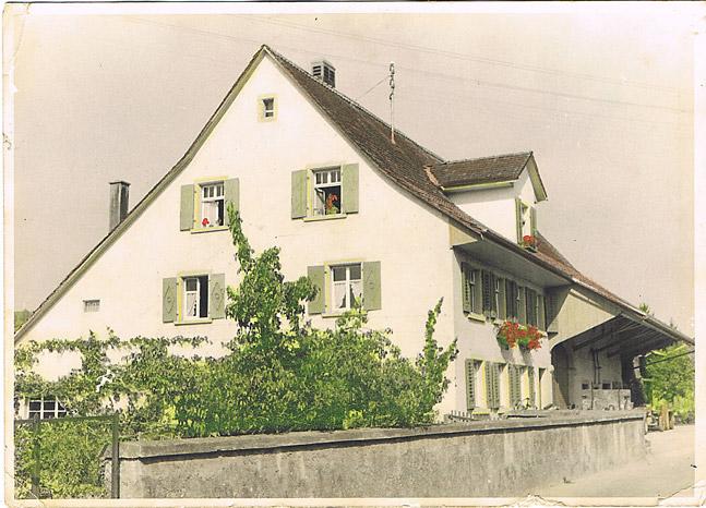 Gipf-Oberfrick: Häseli Huus
