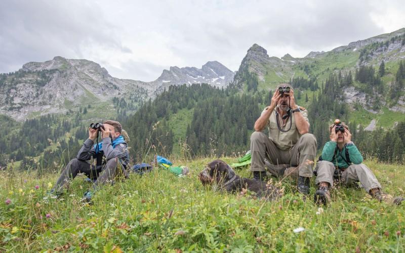 Jugend auf dem Gipfel: Wild(es) Alpentiererlebnis