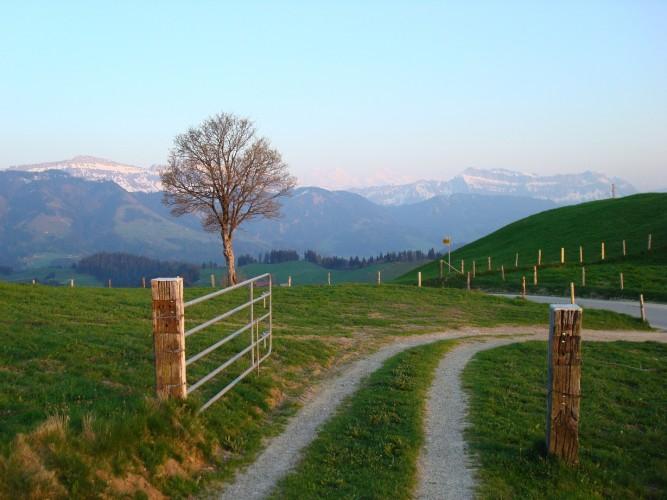 Napfbergland-Tour