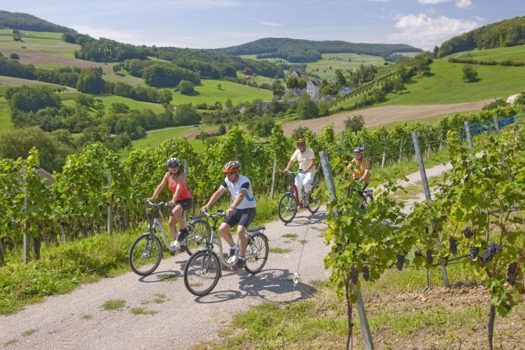 Itinéraire E-Bike «découverte»