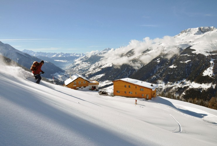 Skitourenwochenende auf Chäserstatt