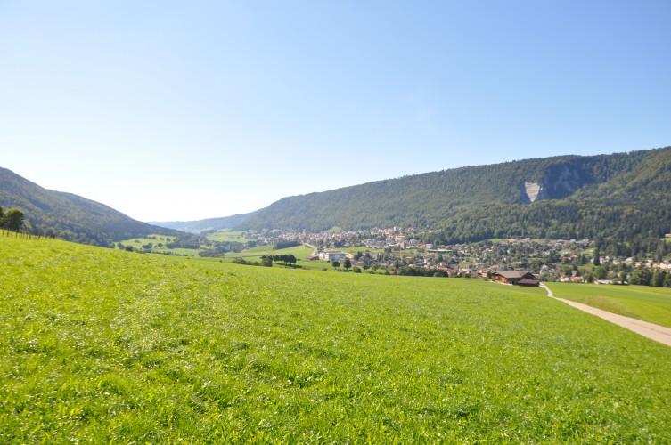 Sentier du Vallon
