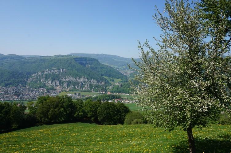 Jura-Höhenweg (Etappe 4)