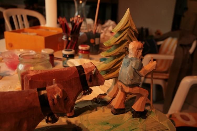 Atelier-Nachmittag