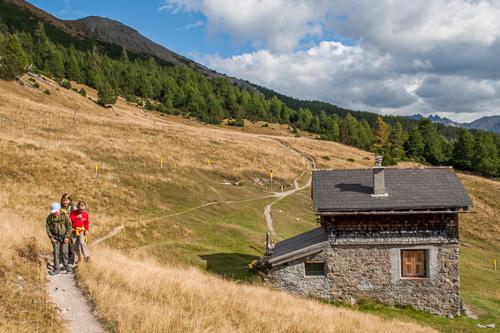 11 Alp la Schera - GEÖFFNET