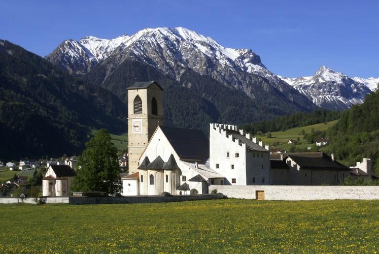 Le couvent St-Jean