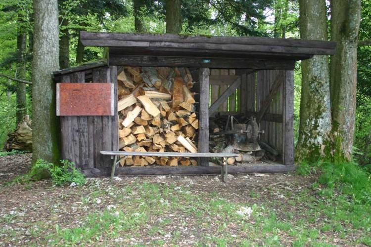 Feuerstelle Schnarzmätteli