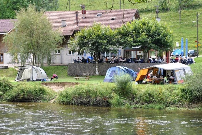 Hôtel-Rest.-Camping Tariche