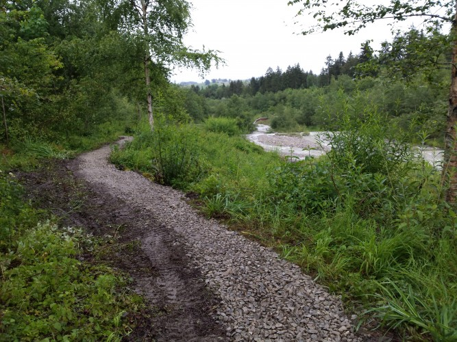 Wildwasserweg Gürbe