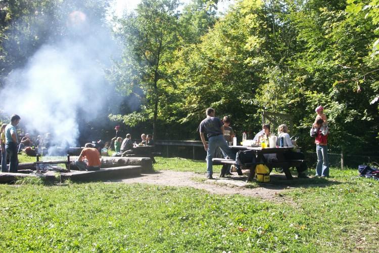 Feuerstelle Langenberg