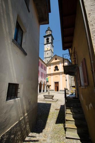 Kirche San Gottardo