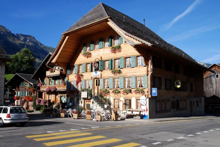 Hôtel de Ville de Rossinière