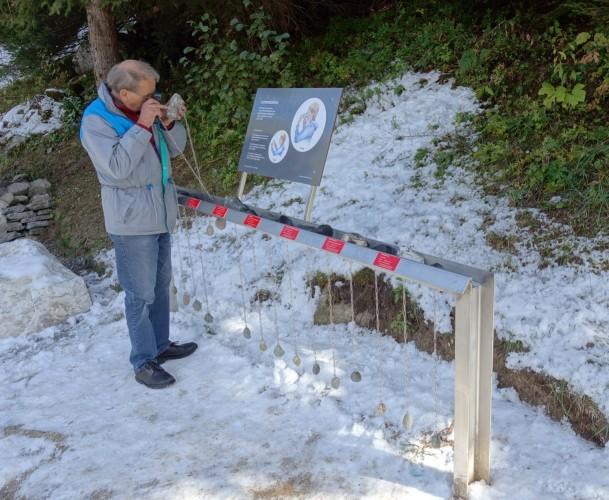 Gesteins-Erlebnisweg Fäld