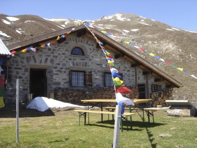 Berghütte Martrüel