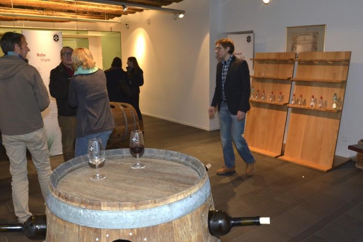 Sensorium du vin Salquenen