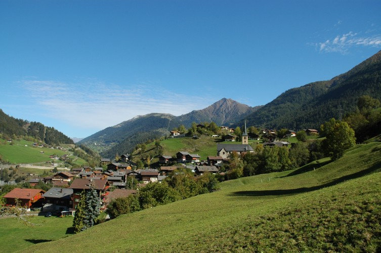 Grengiols-Oberi Flüeh - © Landschaftspark Binntal