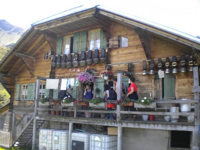 Ristorante di montagna Grimmi