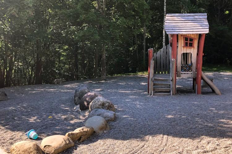 Kleinkindspielplatz Langenberg