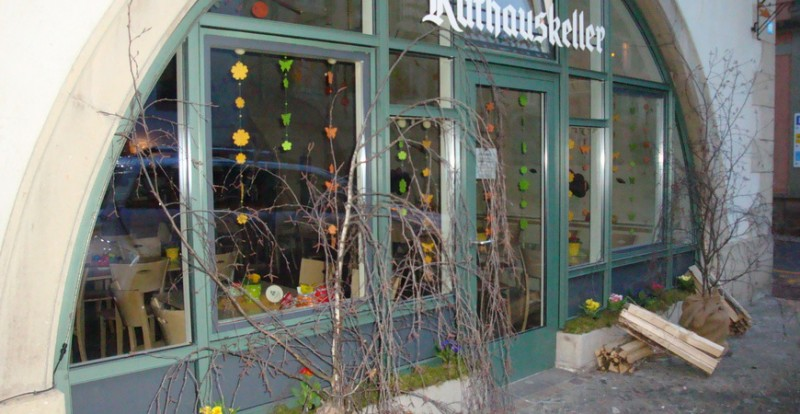 Restaurant Rathauskeller