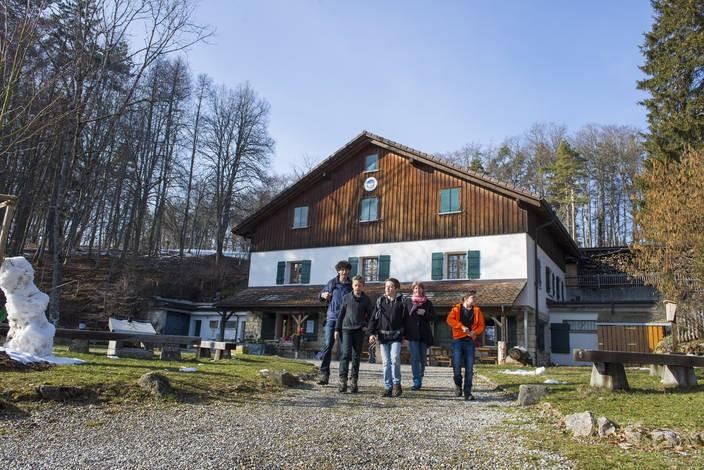 Natura Trail Schaffhouse - 1