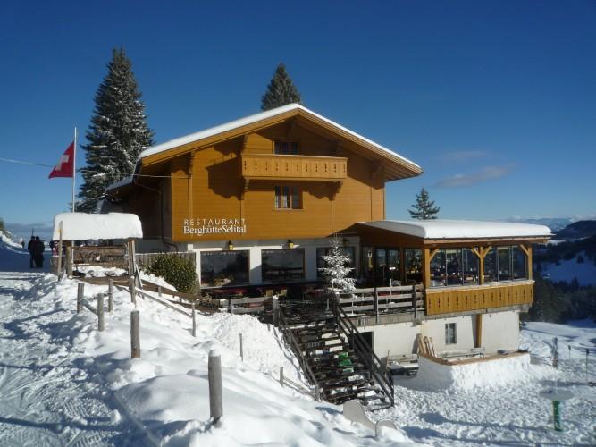 Refuge de montagne du Selital
