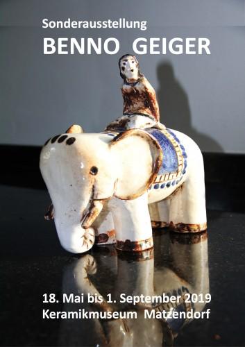 Keramikschau Benno Geiger
