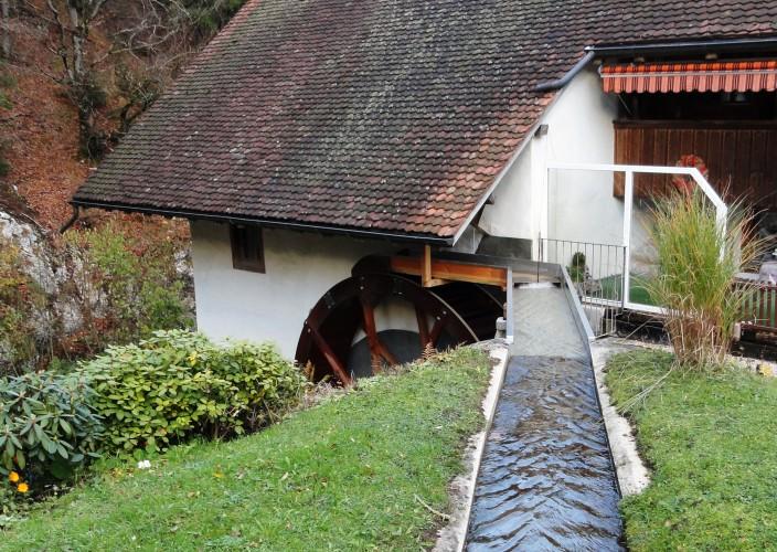 Lochmühle - Welschenrohr