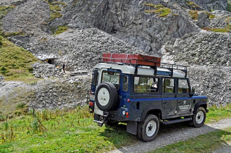 Silberminen Alp Taspegn