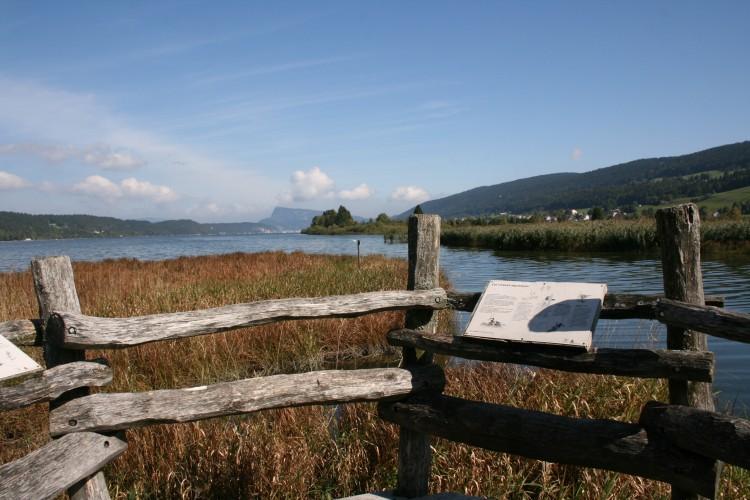 Sentier de la Tête du Lac