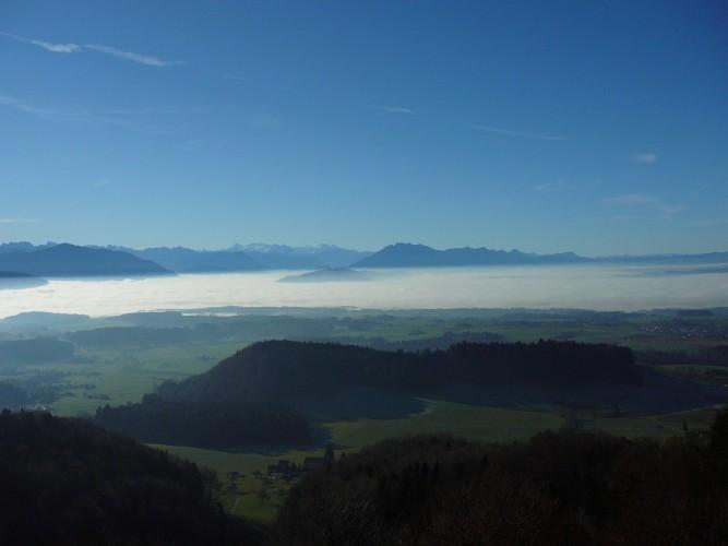 Aussichtspunkt Albisboden