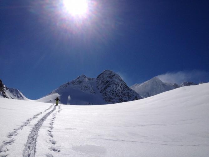 Wellness Schneeschuhtouren Schams