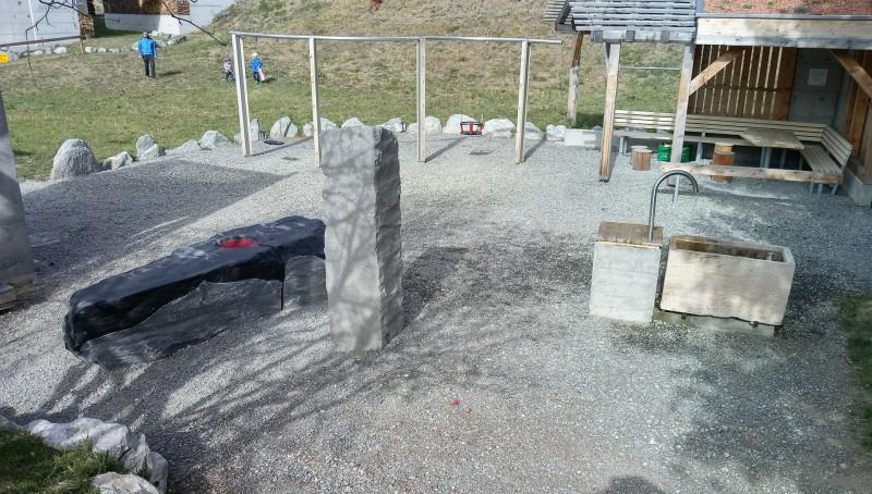 Kinderspielplatz Jeizinen