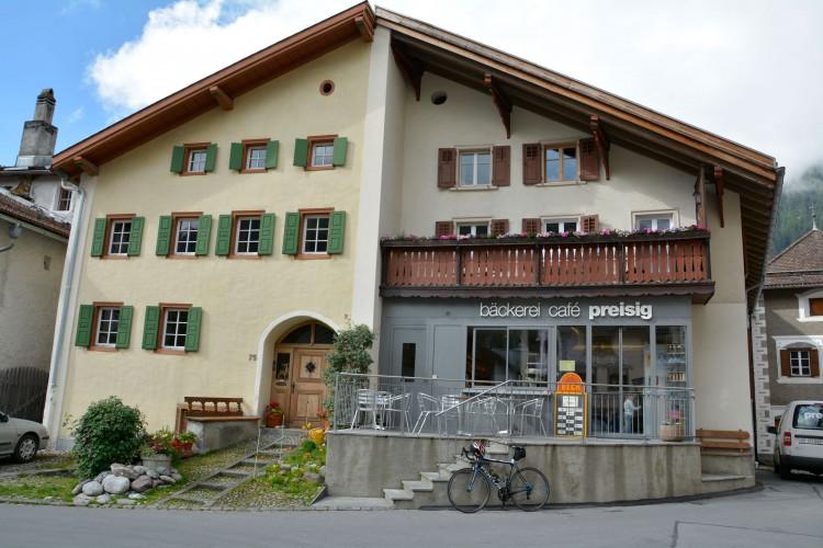 Bäckerei Preisig / Bergün