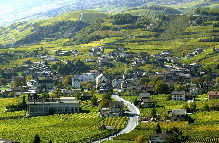 Loèche-les-Bains - Salquenen