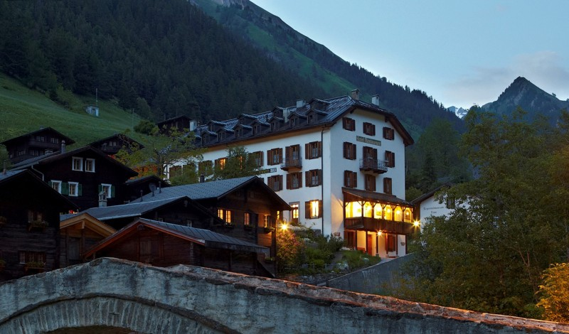 Hotel Ofenhorn - © Roland Krieg Fotodesign