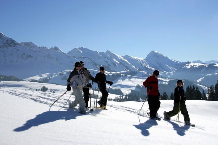 Blattenegg-Salwideli-Trail