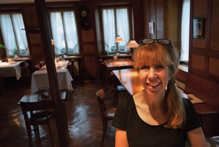 Oberzeihen: Restaurant Ochsen