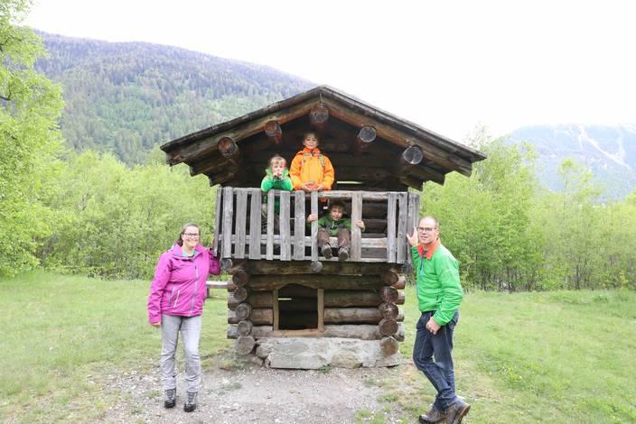 Natura Trail - Val Müstair 1