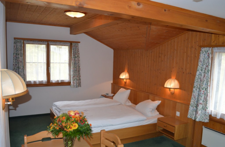 Hôtel Seeblick, Sufers
