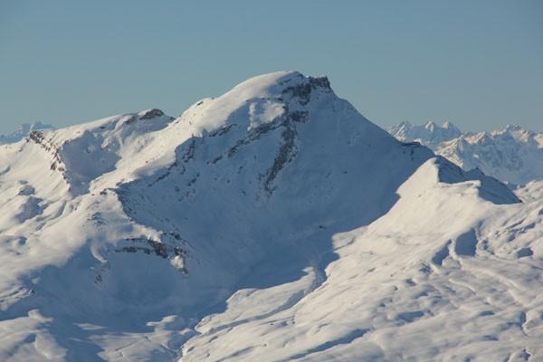 Skitour Piz Beverin - © Accola
