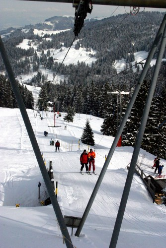 Skilift SchneeSelital - das Familienparadies im Naturpark