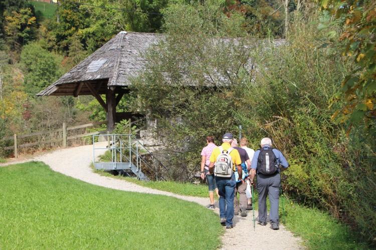 Exkursion Über Brücken