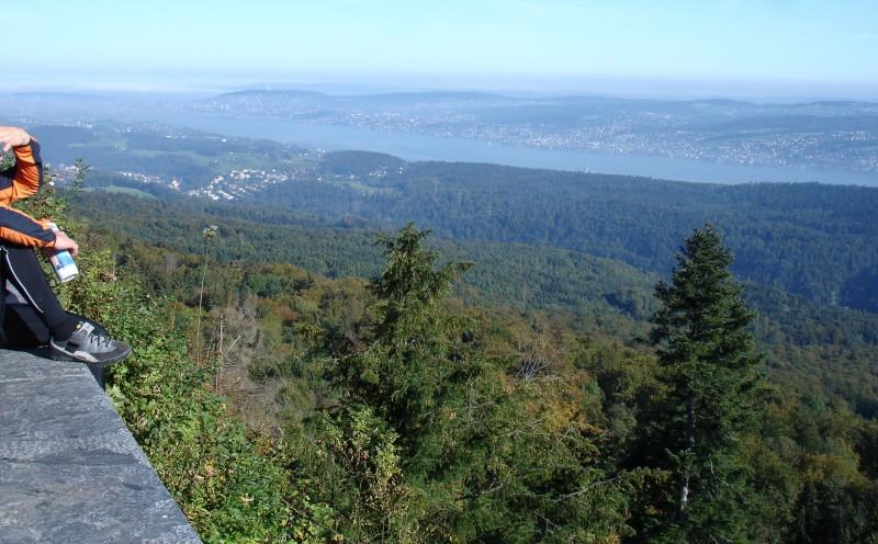 Sihlwald circular hiking trail